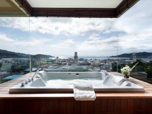 The Senses Resort Patong Beach Phuket - Rejuvenation Suite Jacuzzi