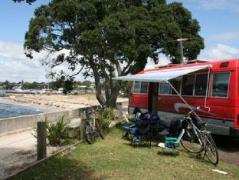 Takapuna Beach Holiday Park | New Zealand Budget Hotels