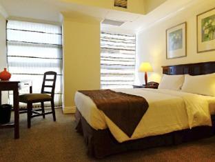 Greenstone Serviced Residences Makati Manila - 3 Bedroom Queen Bedroom
