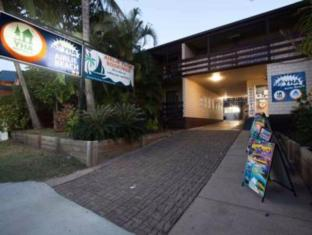 Airlie Beach YHA Whitsunday Islands - zunanjost hotela