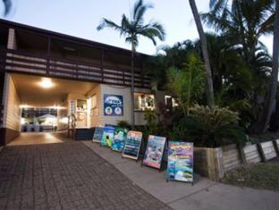 Airlie Beach YHA Whitsunday Islands - Hotellet från utsidan