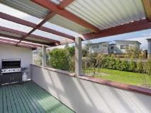 Bella Vista Holiday House: balcony/terrace