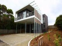 Lane House: exterior