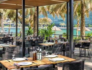 Beach Rotana Hotel Abu Dhabi - Prego's Terrace