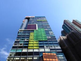 Ibis Hong Kong Central & Sheung Wan Hotel Hong Kong - Hotellet från utsidan