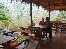 Khoun & Khone Bungalow: restaurant