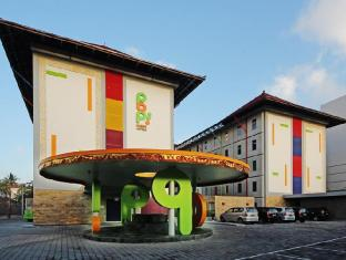 POP! Hotel Kuta Beach Bali - Exterior do Hotel