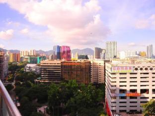 HF Hotel Hong Kong - View
