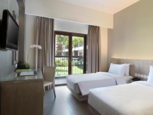 Hotel Santika Siligita Nusa Dua Балі - Вітальня