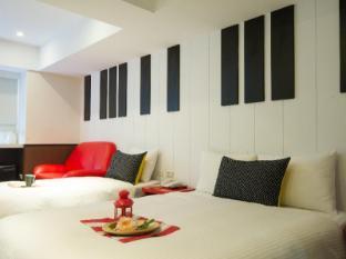 ECFA Hotel Ximen Taipei - Guest Room