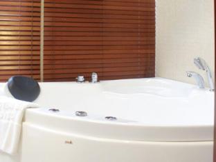 Petro Thai Binh Hotel Thai Binh - Bathroom