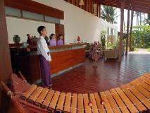 Pleasant View Resort: reception