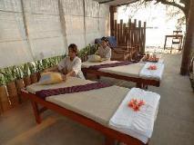 Pleasant View Resort: spa