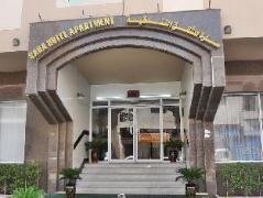 UAE Hotels   Sara Hotel Apartments
