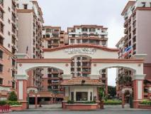 Malaysia Hotel Accommodation Cheap | main entrance
