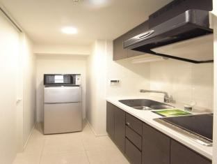 Concieria Azabu Juban Apartment Tokyo - Kitchen