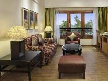 Double Tree by Hilton Hotel Goa: interior