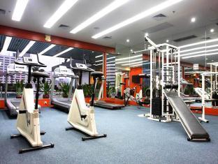 Cultural Hotel Guangzhou Guangzhou - Fitness Room