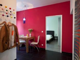 Stars Guesthouse Berlin Berlin - Hotellet indefra