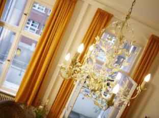 Stars Guesthouse Berlin Berlín - Interior del hotel