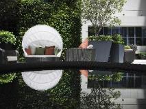L'hotel elan: balcony/terrace