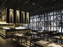 L'hotel elan: restaurant
