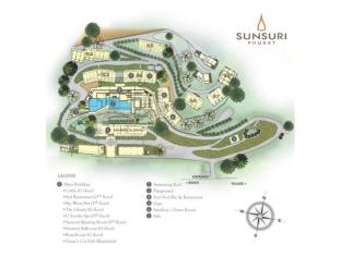 Sunsuri Phuket Hotel Phuket - Floor Plans