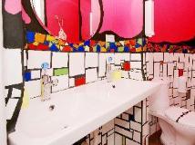 La Villa de la Sirene: bathroom