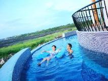 La Villa de la Sirene: swimming pool