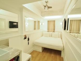 mini hotel Causeway Bay Hong Kong - Quartos