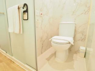 mini hotel Causeway Bay हाँग काँग - बाथरूम