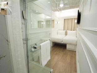 mini hotel Causeway Bay Hong Kong - Mini 2 Double Bedroom with Handy Phone
