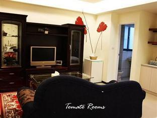 Tomato Rooms Hostel Taichung - Quad