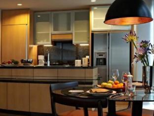 E & O Residences Kuala Lumpur Kuala Lumpur - 1 Bedroom Suite