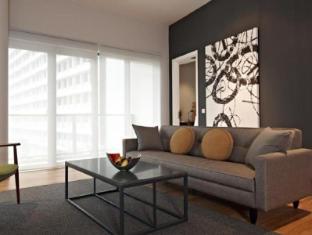 E & O Residences Kuala Lumpur Kuala Lumpur - Living Area
