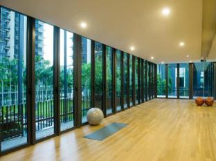 E & O Residences Kuala Lumpur Kuala Lumpur - Fitness Room