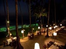 Amara Ocean Resort: restaurant