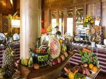 Amara Ocean Resort: buffet