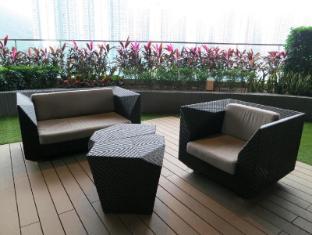 Holiday Inn Express Hong Kong Kowloon East Hong Kong - Green Terrace