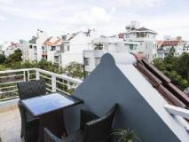 Vietnam Hotel Accommodation Cheap | balcony/terrace