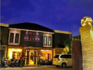 Coco de Heaven Hotel Bali - Hotellet udefra