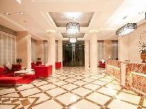 Hotel Residency Andheri: lobby