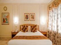 Hotel Residency Andheri: executive lounge