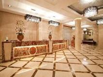 Hotel Residency Andheri: reception