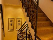 The Ten Hotel: interior