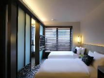 V Wanchai 2 Hotel: guest room