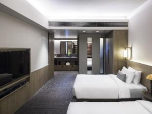 V Wanchai 2 Hotel Hongkong - Gästezimmer