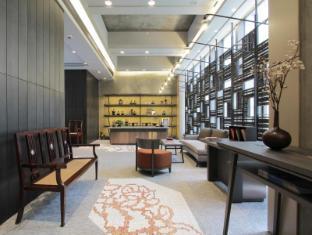 V Wanchai 2 Hotel Hong Kong - Lobi