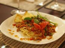 Lao Golden Hotel: food and beverages