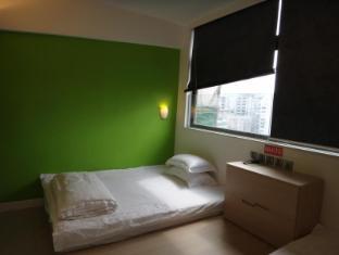 Panda's Hostel - Stylish Hong Kong - Guest Room